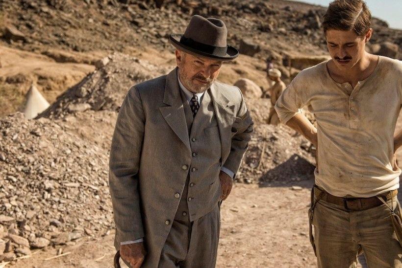 """ETV toob ekraanile ajaloolise Briti draamasarja """"Tutanhamon"""""""