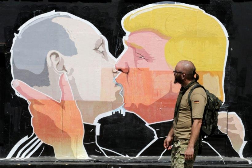 Putin kihutatakse minema ja USA kukub kokku