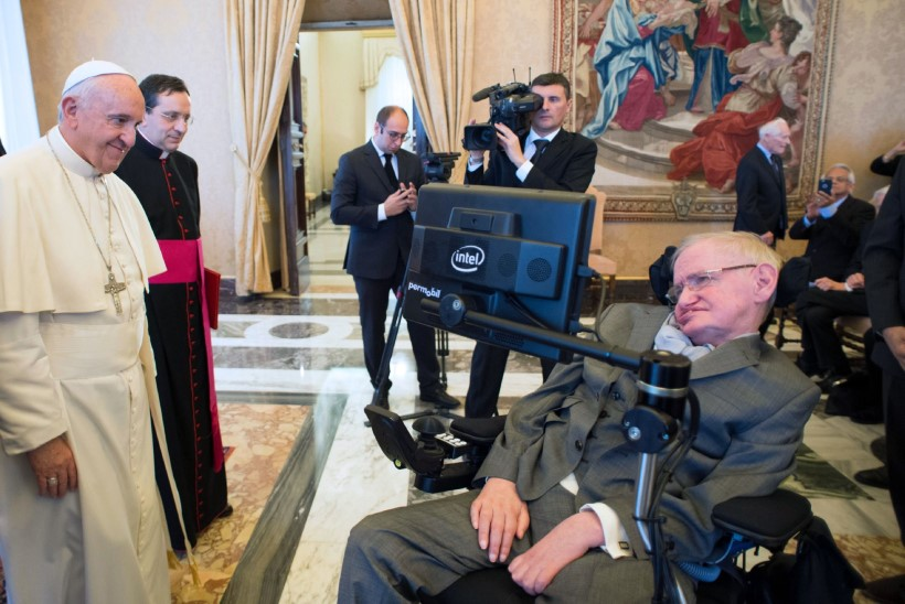 Kuidas on Hawkingi tervis nii kaua vastu pidanud?