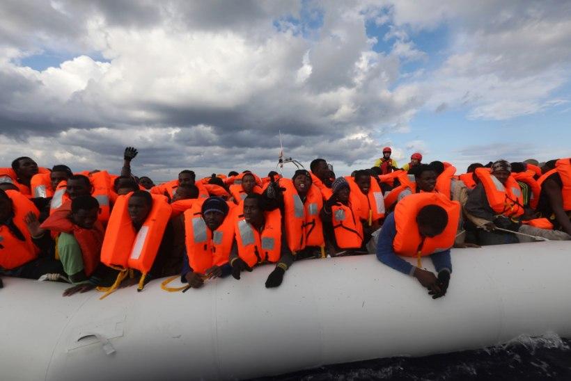 Euroopat ähvardab uus suur põgenikelaine