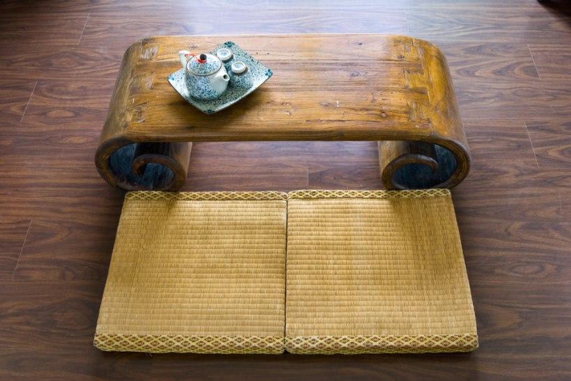 Jaapani mööbel – tervise ja harmoonia sümbol