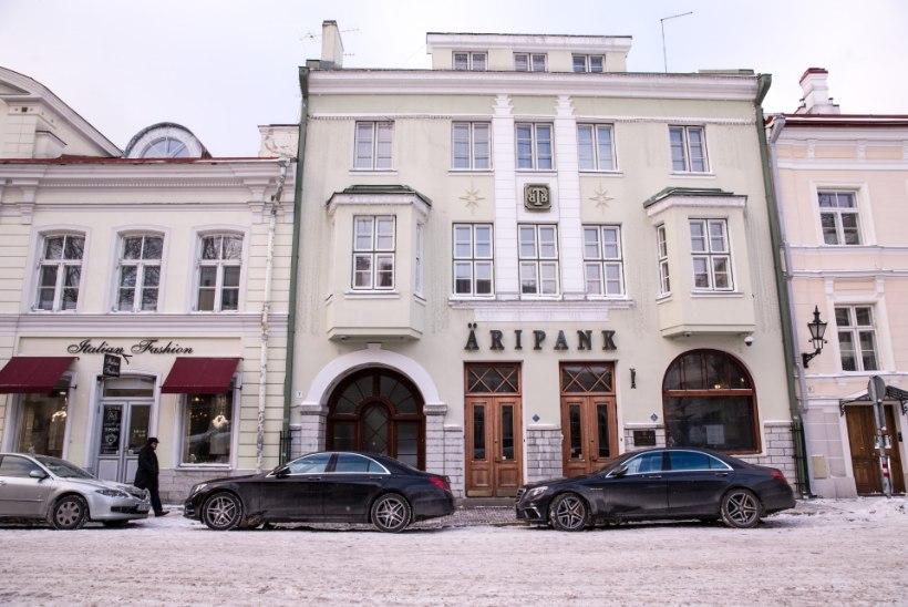 Miks peitis Venemaal 390 miljonit rubla kaotanud Äripank rahakaotuse Küprose äriühingu taha?