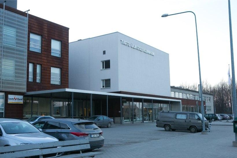 Tartu Ülikooli kliinikum suleb uuest nädalast viirushaiguste tõttu külastajatele uksed