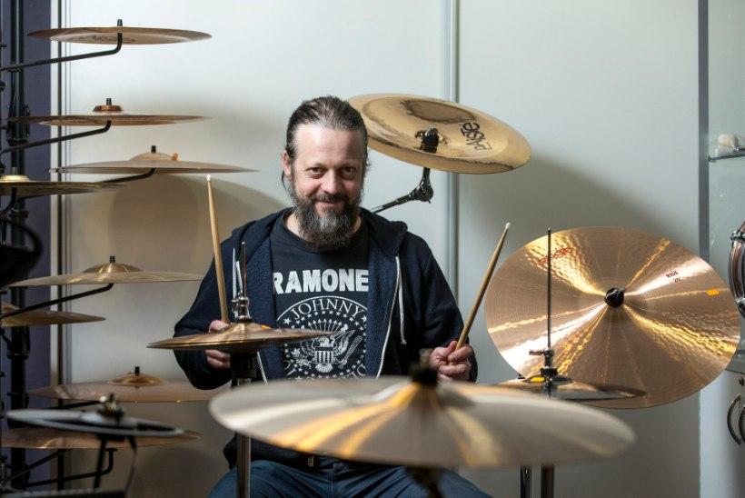 100 aastat eesti trummitaldrikuid, mida eelistavad maailma tuntuimad  rokkarid