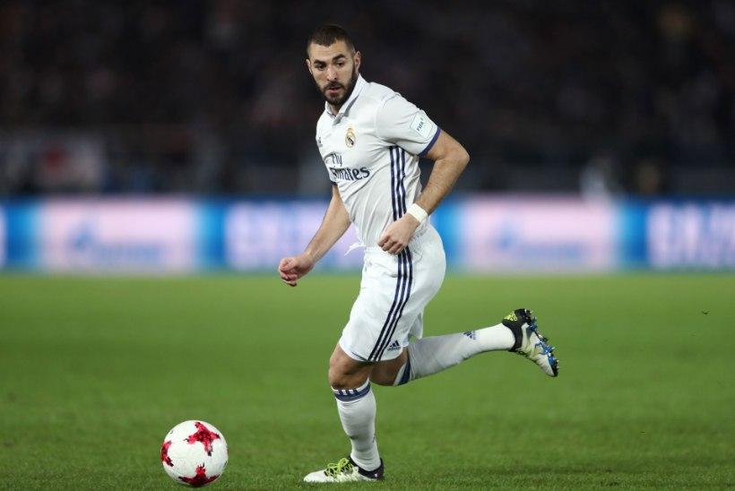 Alistamatu Zidane'i Real tõusis viharivaal Barcelonaga ühele pulgale