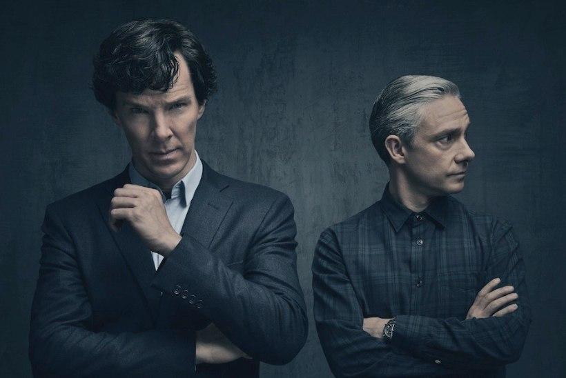 """Ülipõnev """"Sherlock"""" alustab uut hooaega"""