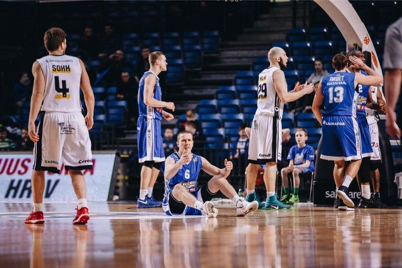 12 KAADRIT | Kalev/Cramo murdis viimase veerandajaga Tartu Ülikooli vastupanu