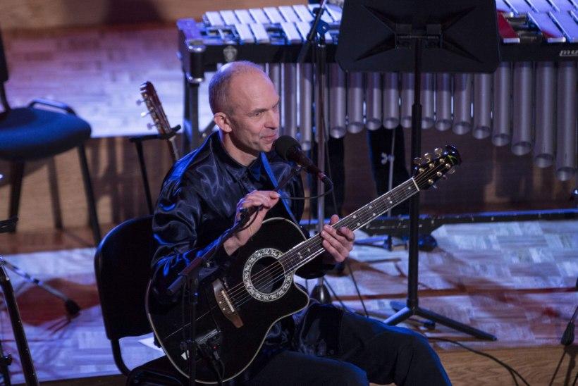 2016. aasta muusik Robert Jürjendal: väga uhke tunne on!