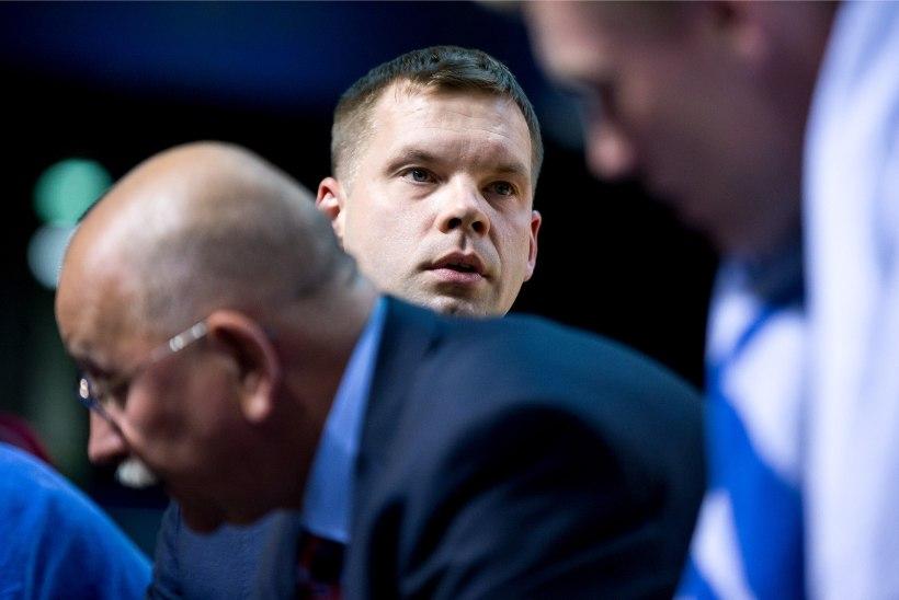 Henry Rull   Eesti korvpallurite põud
