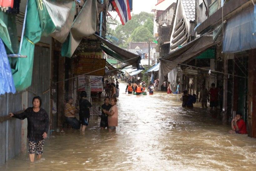 Tai üleujutustes juba 21 hukkunut