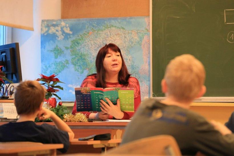 MÄLUMÄNG | Palju õnne, õpetajad!
