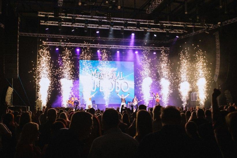 DJ BOBO: harjutasin Tallinna kontserdiks eesti keelt