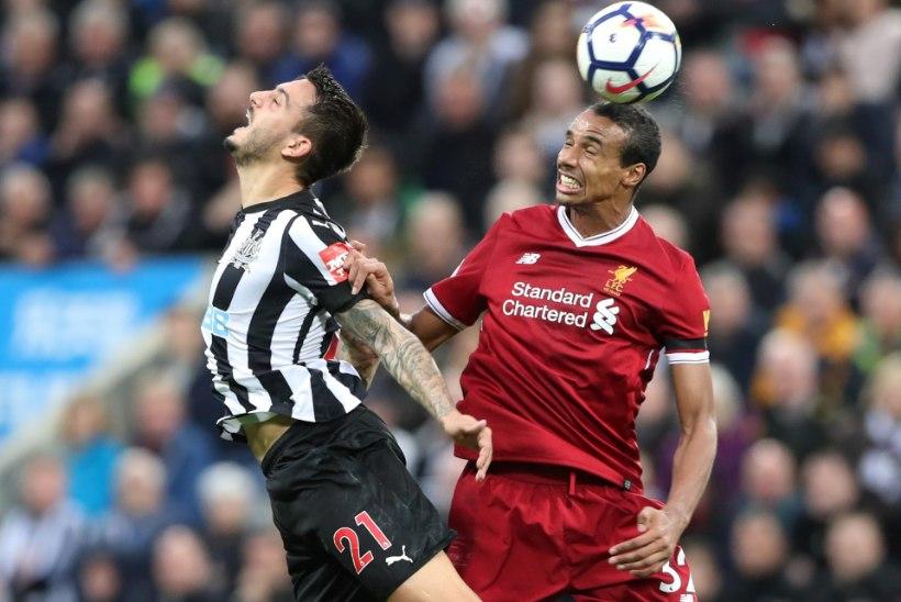 FOTOD | Liverpool kaotas taas punkte, Klavan platsile ei pääsenud