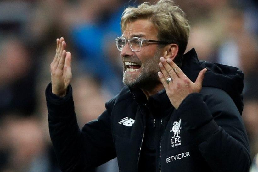 Pettunud Klopp: kas te tõesti arvate, et Liverpool ei väärinud võitu?
