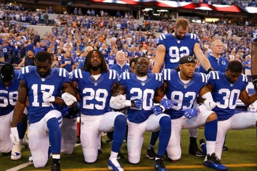 Donald Trump nõuab ebalojaalsetele NFLi mängijatele kõvemat maksukoormust