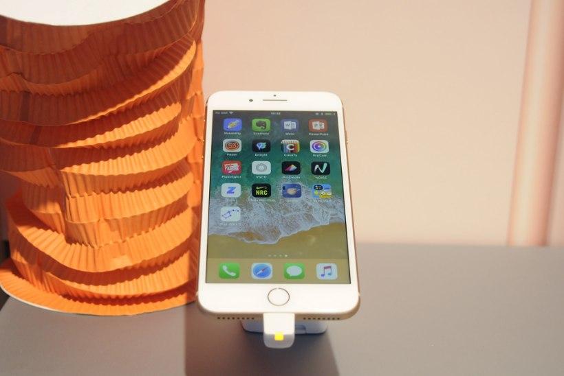 KIPUVAD PAISTETAMA: uued iPhone'id on lõhenenud vähemalt viies riigis