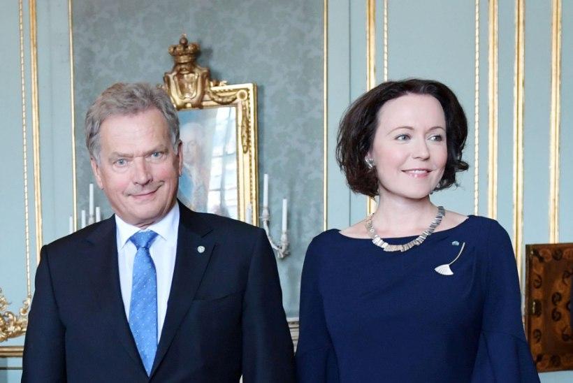 """Soome presidendipaari õnn pärast pikka südamevalu: """"Oleme aastaid last lootnud ..."""""""