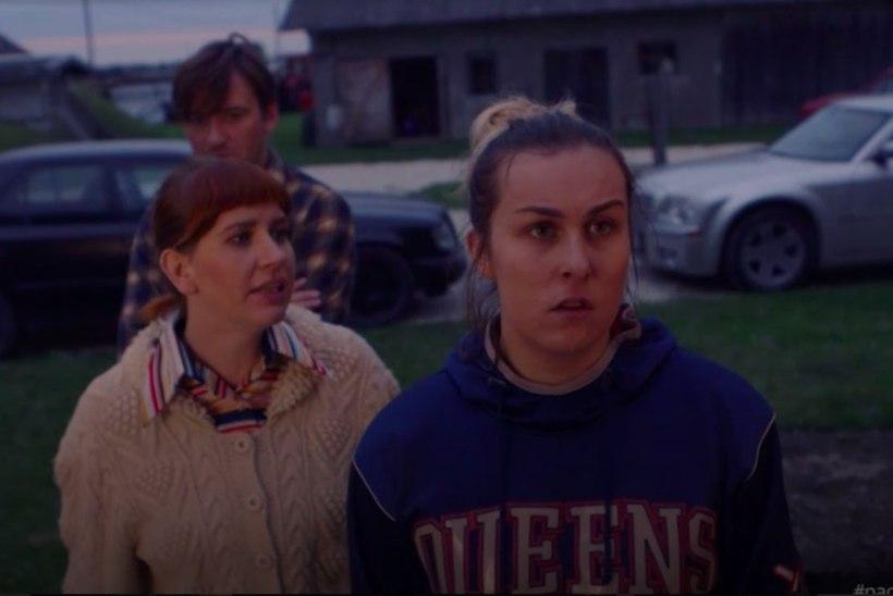 """""""Padjaklubi"""" tüdrukud on mures: Laura on kadunud!"""