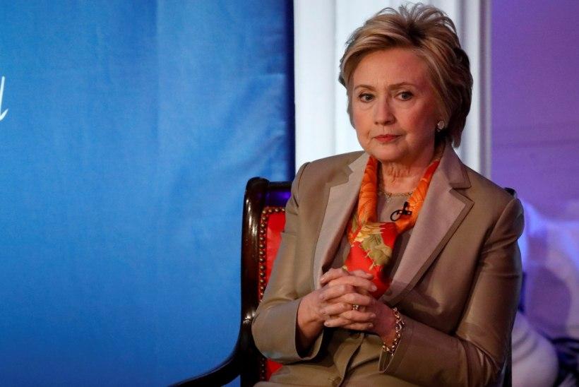 """Hillary Clinton hoiatab naispresidendikandidaate: """"Kasvatage kohe paks nahk!"""""""