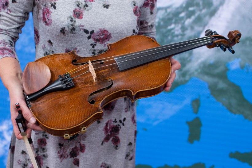 ELE PEDASSAAR: valusatel aegadel mõjub muusika valuvaigistina