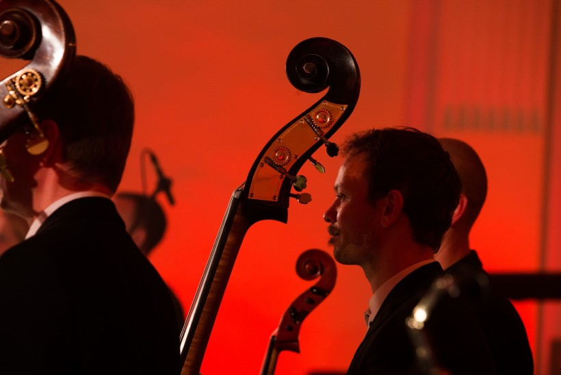 GALERII | Tallinna filharmoonia hooaja avakontsert läks täismajale