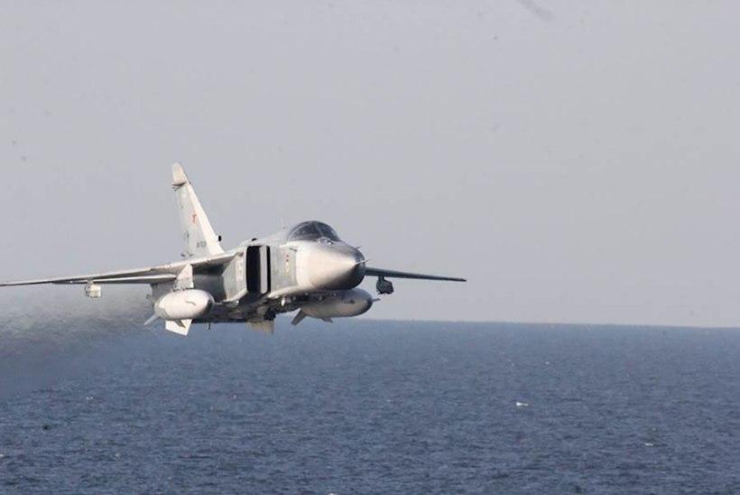Süürias kukkus alla Vene sõjalennuk, lendurid hukkusid
