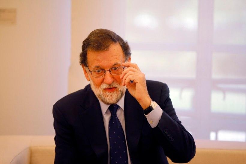 Hispaania peaminister: Puigdemont ei tea, kus ta on ning kuhu suundub