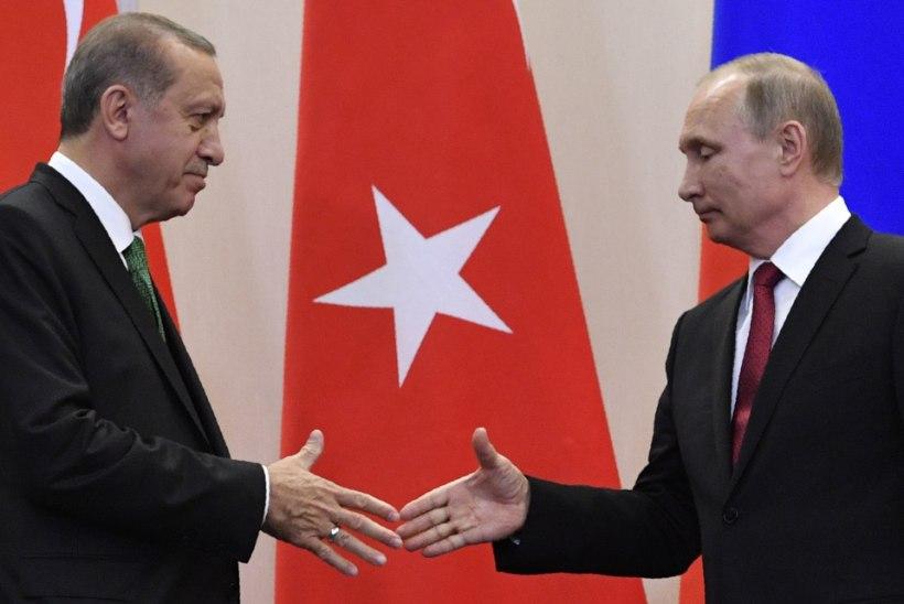 Türgi läheneb Venemaale ja norib tüli USAga