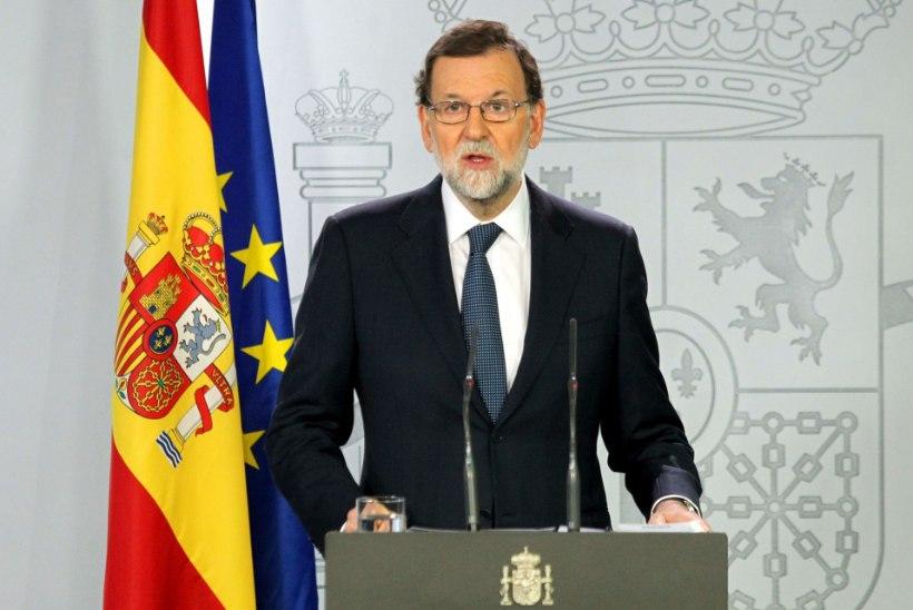 Hispaania peaminister valmistub jõuvõteteks