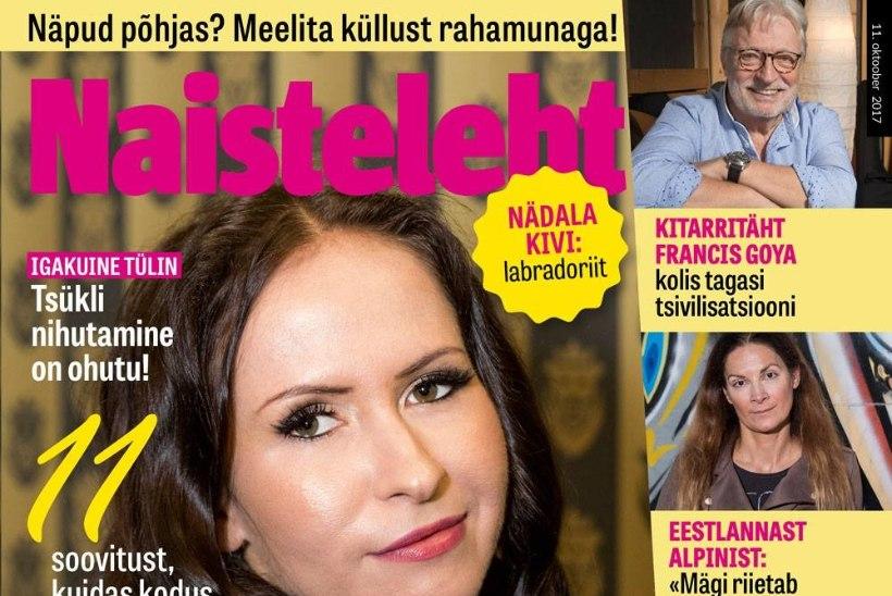 """Šamaan Anu Pahka: """"Näen, et Eesti elab varsti läbi mitu suurt kriisi."""""""