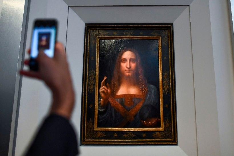 Da Vinci viimane maal läheb oksjonil müüki