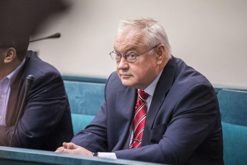 Villu Reiljan leppis prokuratuuriga kokku 33 000 euro suuruses rahalises karistuses