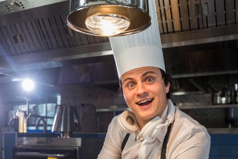 """Staaride kokkamisvõistlust """"Tähtede hõbelusikas"""" hakkab juhtima Anu Saagim!"""