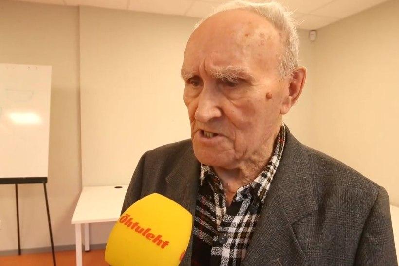 ÕHTULEHE VIDEOD   Üksi elav pensionär: riigilt saadud toetus kulub märkamatult