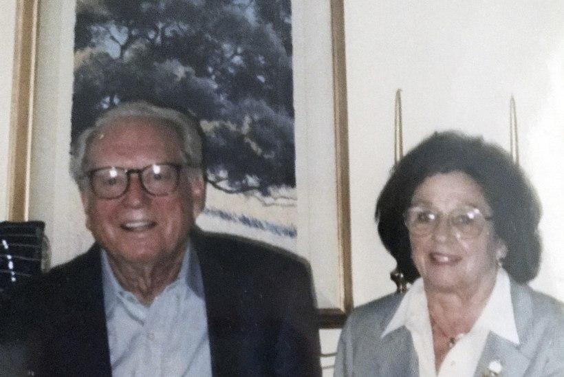 Tules hukkus 75 aastat koos elanud paar