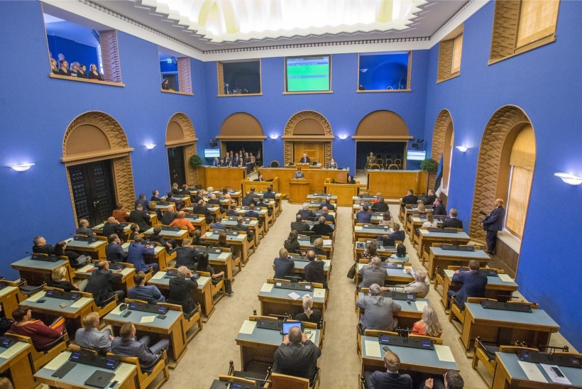 Riigikogus peaks täna esimesele lugemisele tulema kooseluseaduse tühistamise eelnõu