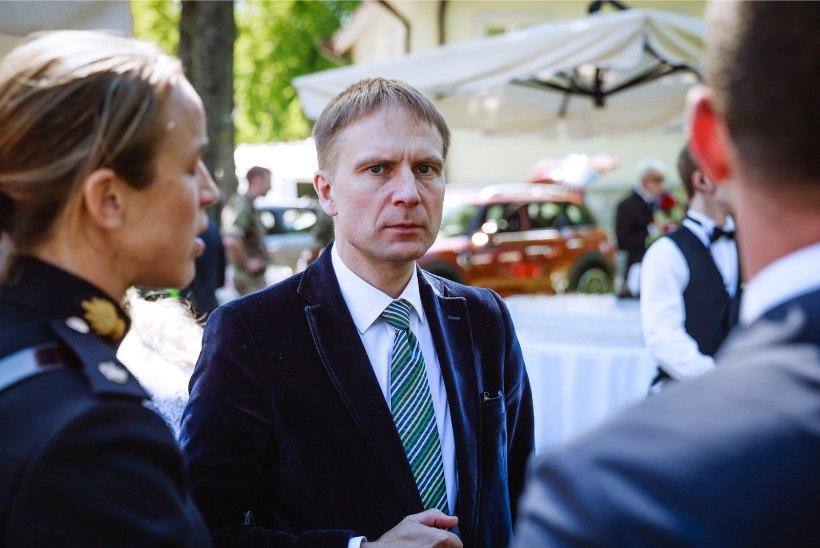 Eerik-Niiles Kross valiti ENPA Ukraina raportööriks
