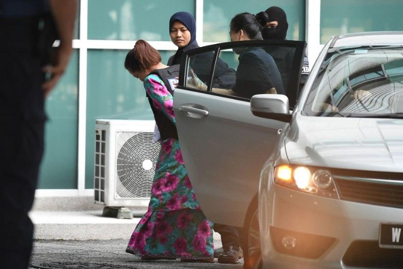 MALAISIA AHISTAMINE: ahistajat võib oodata piitsutamine