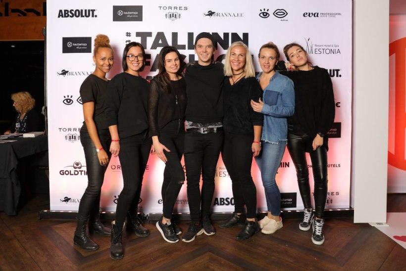 ÕL VIDEO | Lauri Pedaja juhatab Tallinn Fashion Weeki telgitagustes vägesid