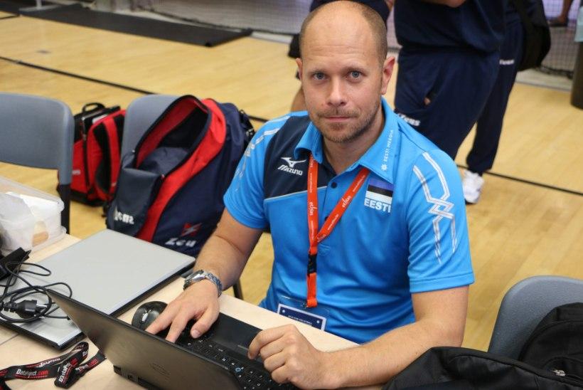 Gheorghe Cretu kõrval on Venemaa tippklubis ametis ka eestlane