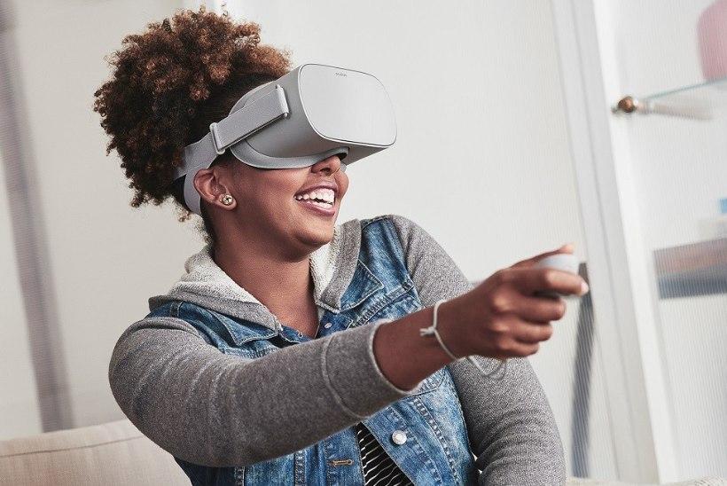 Virtuaalreaalsus taskukohaseks! Oculus toob turule uue VR-seadme