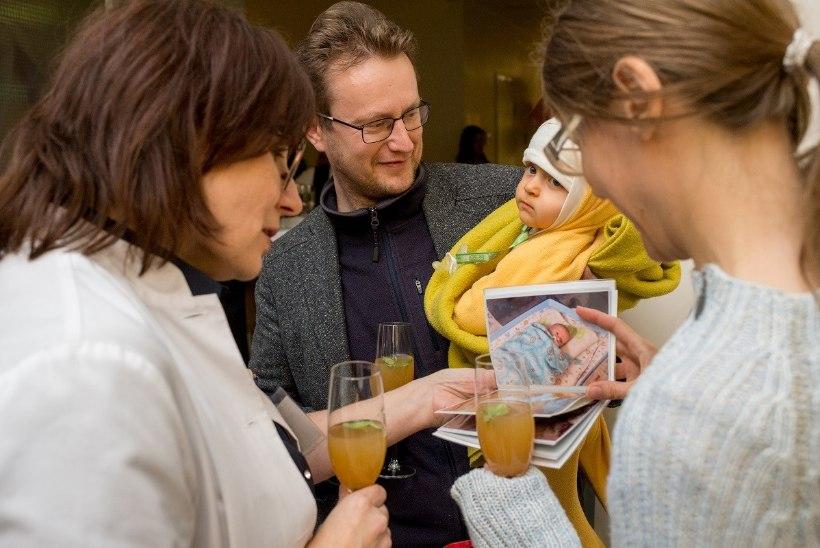 GALERII | Keskhaigla sünnitusmajas avati kaasaegne sünnitus- ja vastusündinute keskus