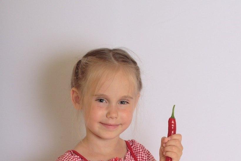 6 nupukat nõksu, mille abil laps hooajalisi köögivilju sööma meelitada