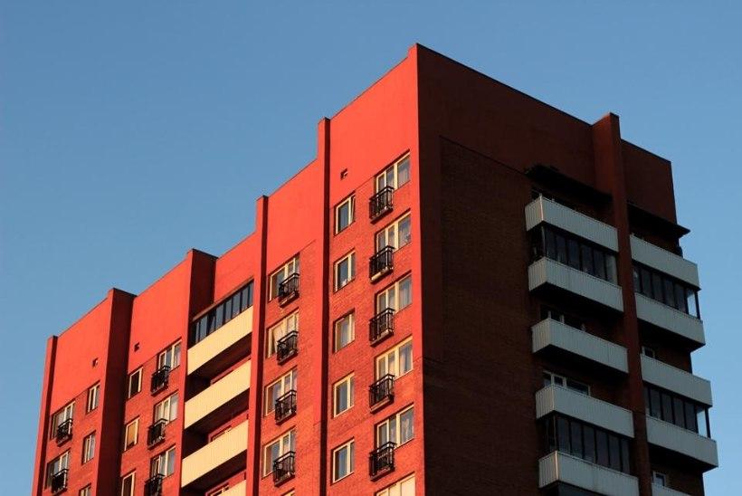 Kütmata kortermaja kimbutavad liigniiskus ja hallitus