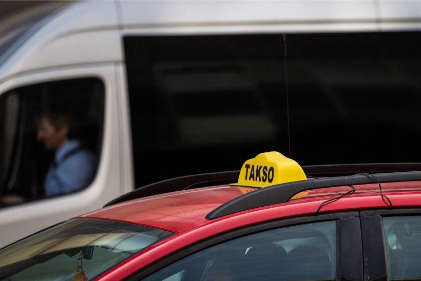 Politsei pidas Ida-Virumaal kinni fentanüüliga äritsenud taksojuhi