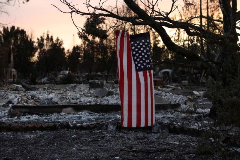 California metsatulekahjudes on elu kaotanud juba 31 inimest