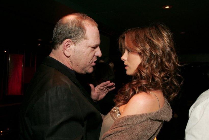 Näitlejatar: olin 17, kui Weinstein mulle ligi tikkus