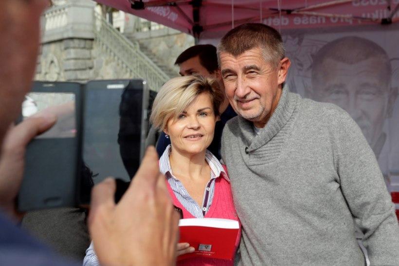 Tšehhi peaministriks võib saada üks riigi rikkamaid ärimehi