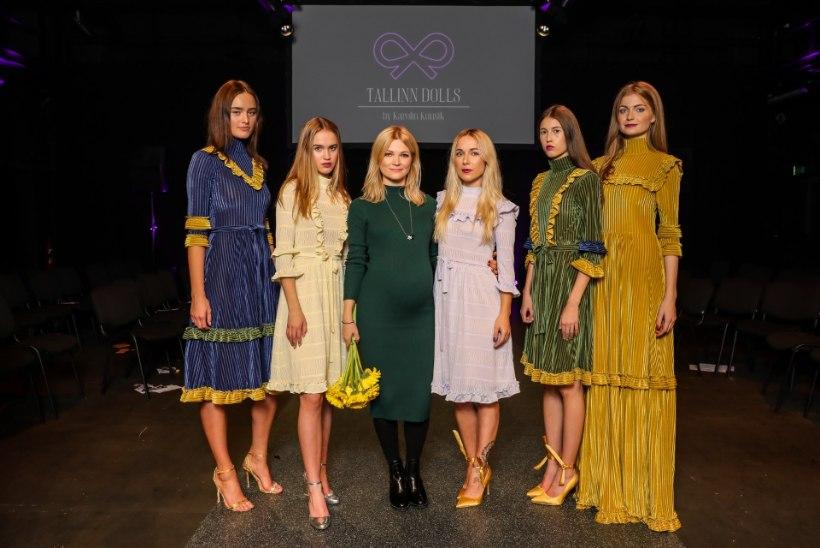 GALERII | Tallinn Fashion Weeki teise päeva kaunis seltskond fotoseina ees