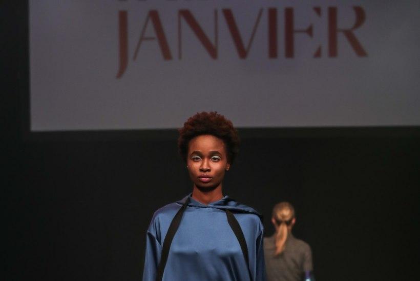 GALERII JA VIDEO | IRIS JANVIER`i riided ei loo piire mehelikkuse ja naiselikkuse vahel